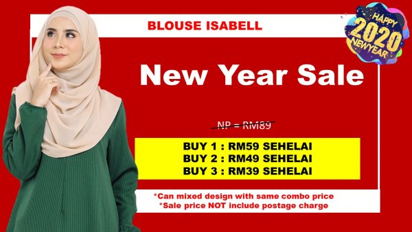 Blouse Isabell