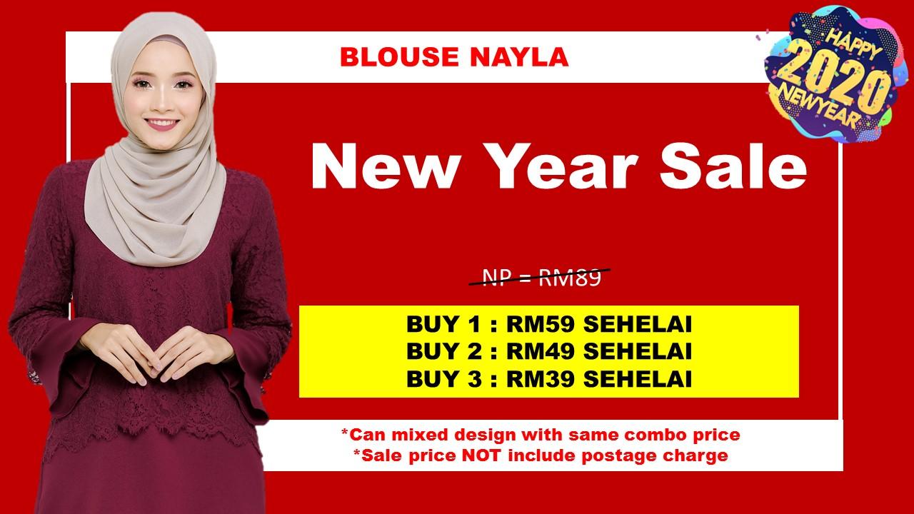 Blouse Nayla