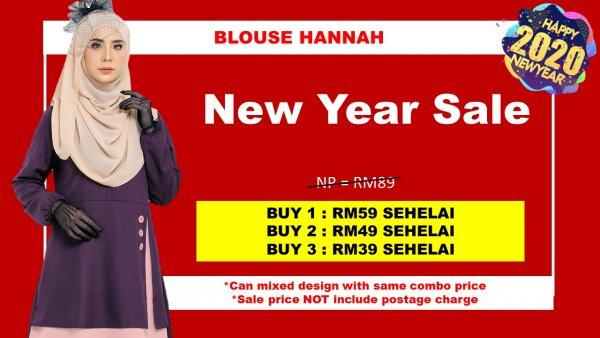 Blouse Hannah